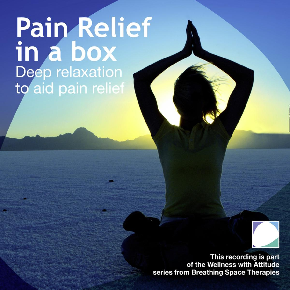 Pain relief in a box - Audiobook