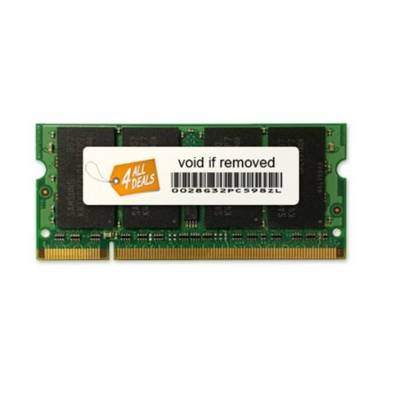 4alldeals 1gb ram memory upgrade for the hp 530 laptop notebook (ddr2-667, pc2-5300, sodimm) Pc2 5300 Sodimm Laptop Memory