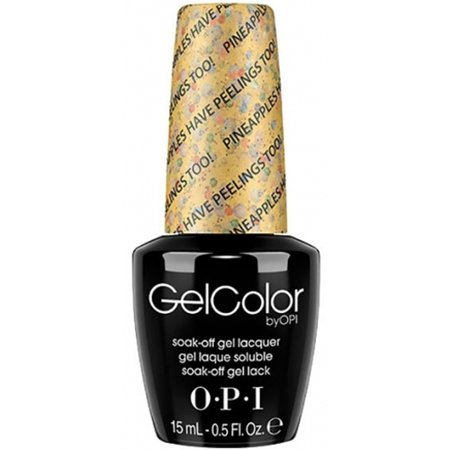 Opi Gel Color Nail Polish Lacquer Hawaii Collection Gc H76 Pineles Have Lings