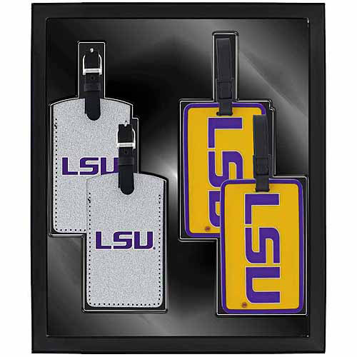 Aminco His And Hers Bag Tags, Lsu