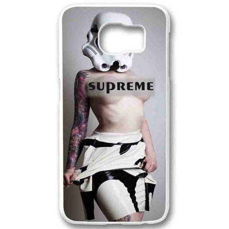 Ganma Stormtrooper Star Wars sexy girl Case For Samsung Galaxy Case (Case For Samsung Galaxy S4 White)
