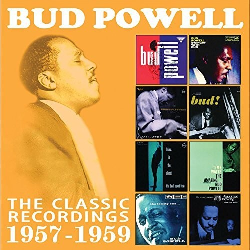 Bud Powell Powell Bud-the Classic Recordings: 19 [CD] by