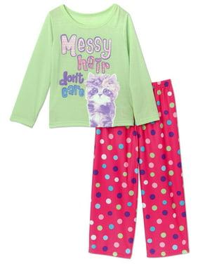 Product Image Komar Kids Girls  Penguin 2pc Sleepwear Set 25e1594d0