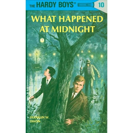 Hardy Boys 10: What Happened at - Felicia Hardy The Black Cat