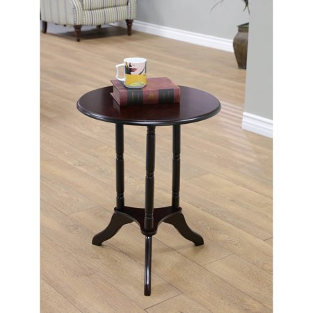Home Craft Round End Table Multiple Colors Walmart Com