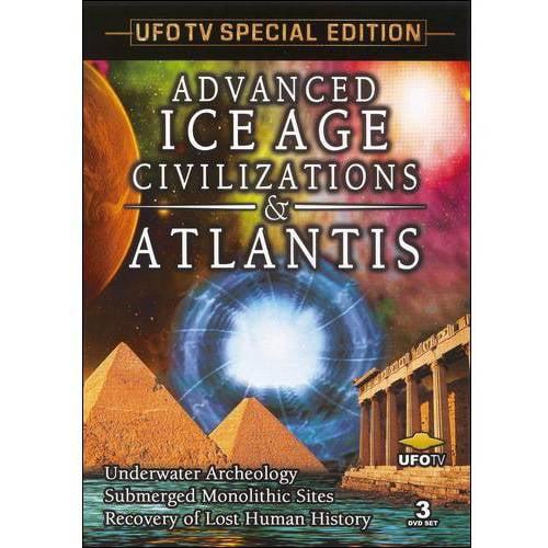 Advanced Ice Age Civilizations & Atlanti by UFO CENTRAL HOME VIDEO