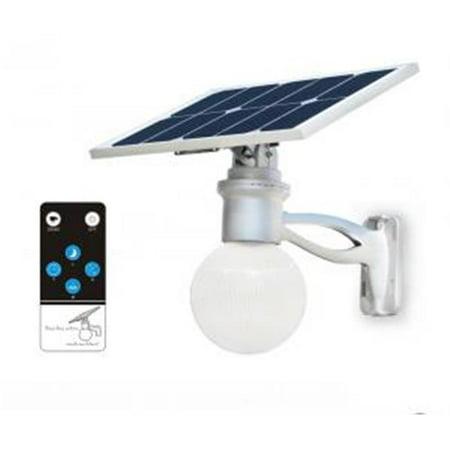 2l Lithium Light (AE Light 70325-SCMLR25 25 watt LED Solar Light with Remote & Lithium)