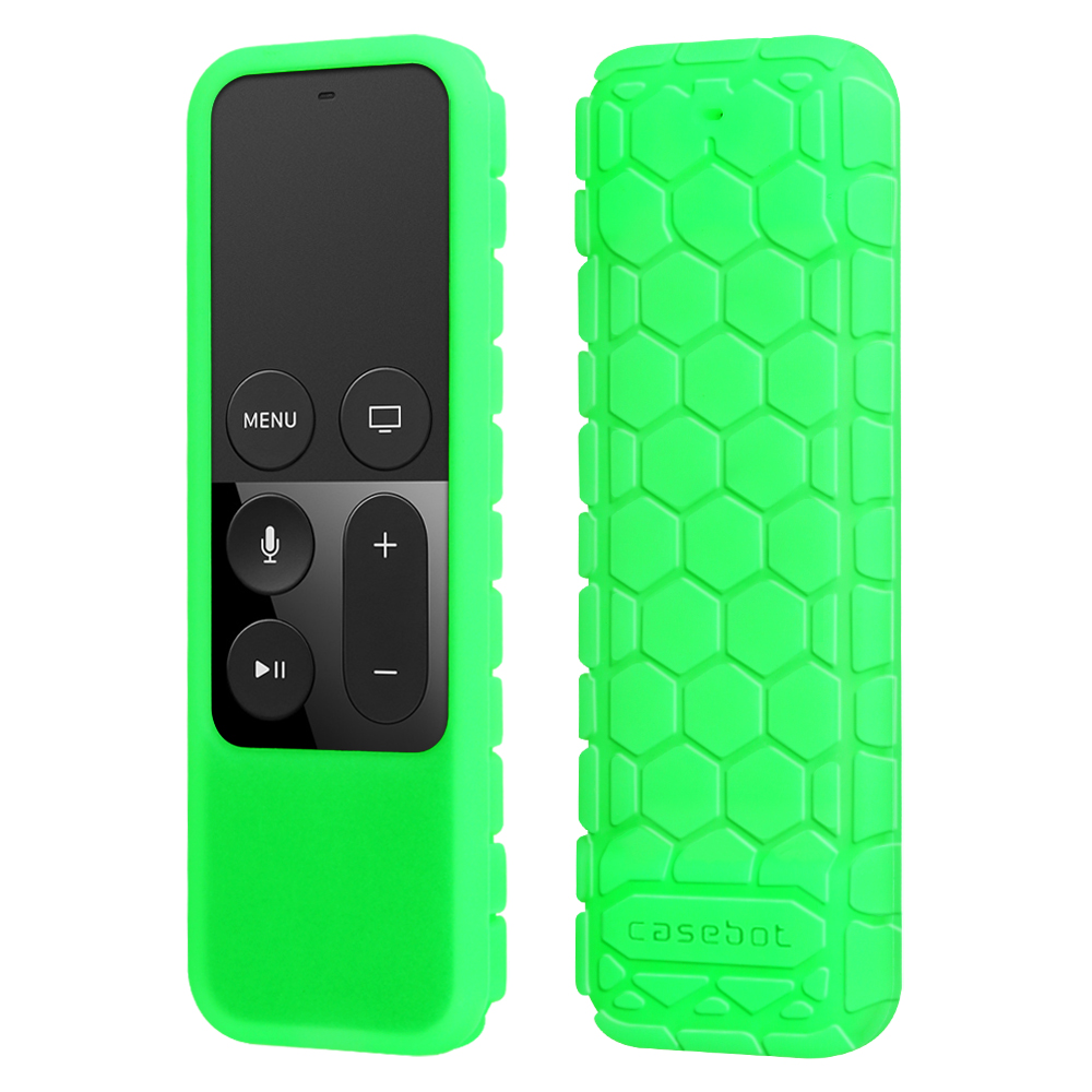 Fintie Silicone Case Cover For Apple Tv 4k 4th Gen Remote