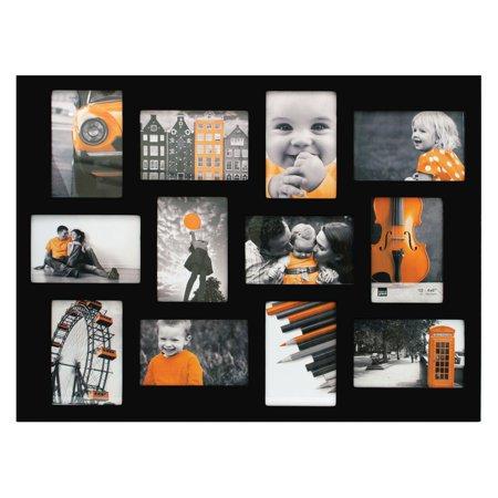 Napa 12 Opening Black Collage Frame