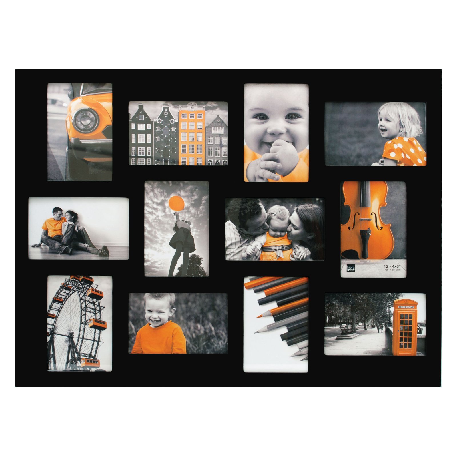 AZ Trading Napa Collage Picture Frame