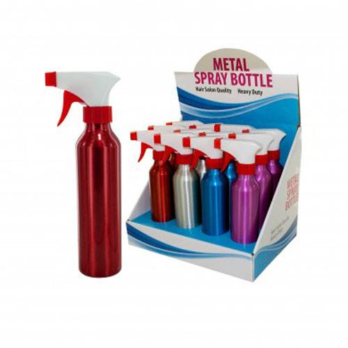 12-Pc Spray Bottle Counter Top Display