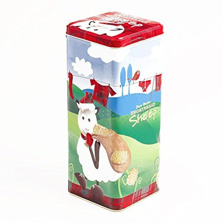 Walkers Shortbread Sheep Tin 8 8 Oz Each Gourmet Christmas Gift For The Holidays 5 Items Per Order Not Per Case