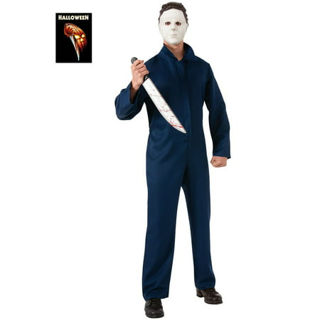 Michael Jackson Costume For Halloween (Adult Michael Myers Costume)
