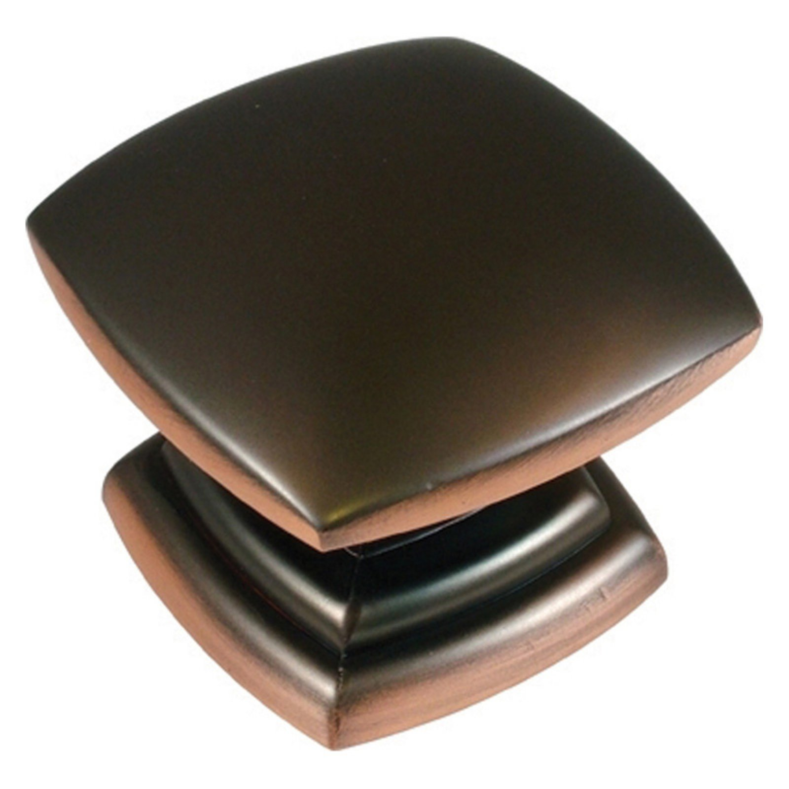 Hickory Hardware Euro-Contemporary Square Cabinet Knob