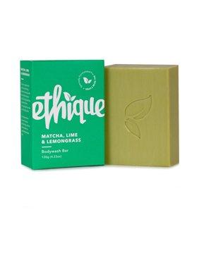 Ethique Matcha, Lime - Lemongrass Bodywash Bar 4.23 oz