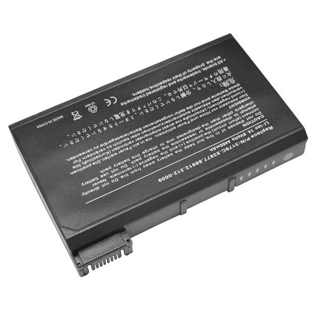 (Superb Choice  8-cell DELL Latitude CPi/CPx/C800/C810/C840 Laptop Battery)