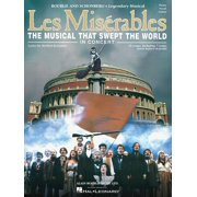 Les Miserables in Concert (Songbook) - eBook