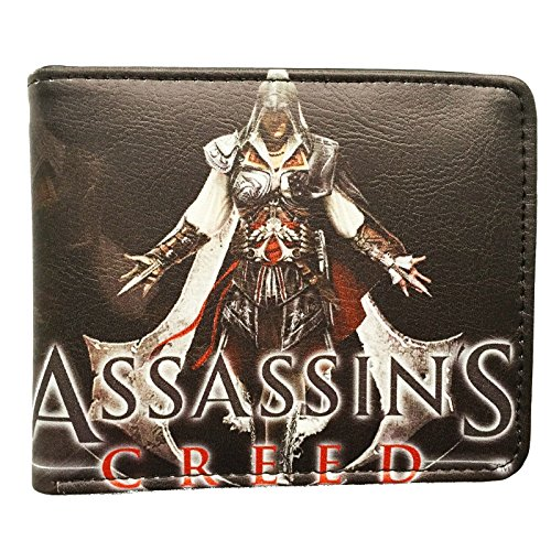 ASSASINS CREED BIFOLD WALLET