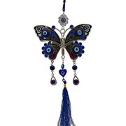 Butterfly Evil Eye Wall Hanging