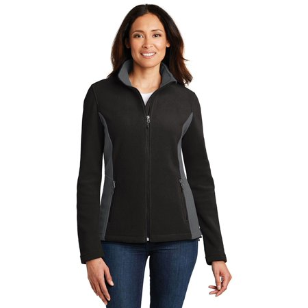 Port Authority Women's Colorblock Value Fleece Jacket