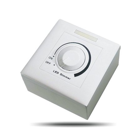 Dc 0-10V Led Dimmer Switch Adjustable Controller Led Driver Dimmer - image 1 of 6