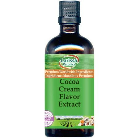 Cocoavia Cocoa Extract (Cocoa Cream Flavor Extract (16 oz, ZIN: 529072) )