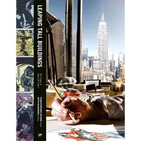 Leaping Tall Buildings: The Origins of American Comics