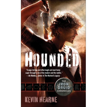 Druids Halloween (Hounded : The Iron Druid Chronicles, Book)