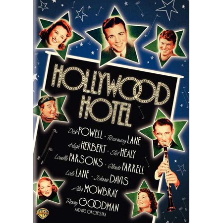 Hollywood Hotel POSTER Movie (27x40)