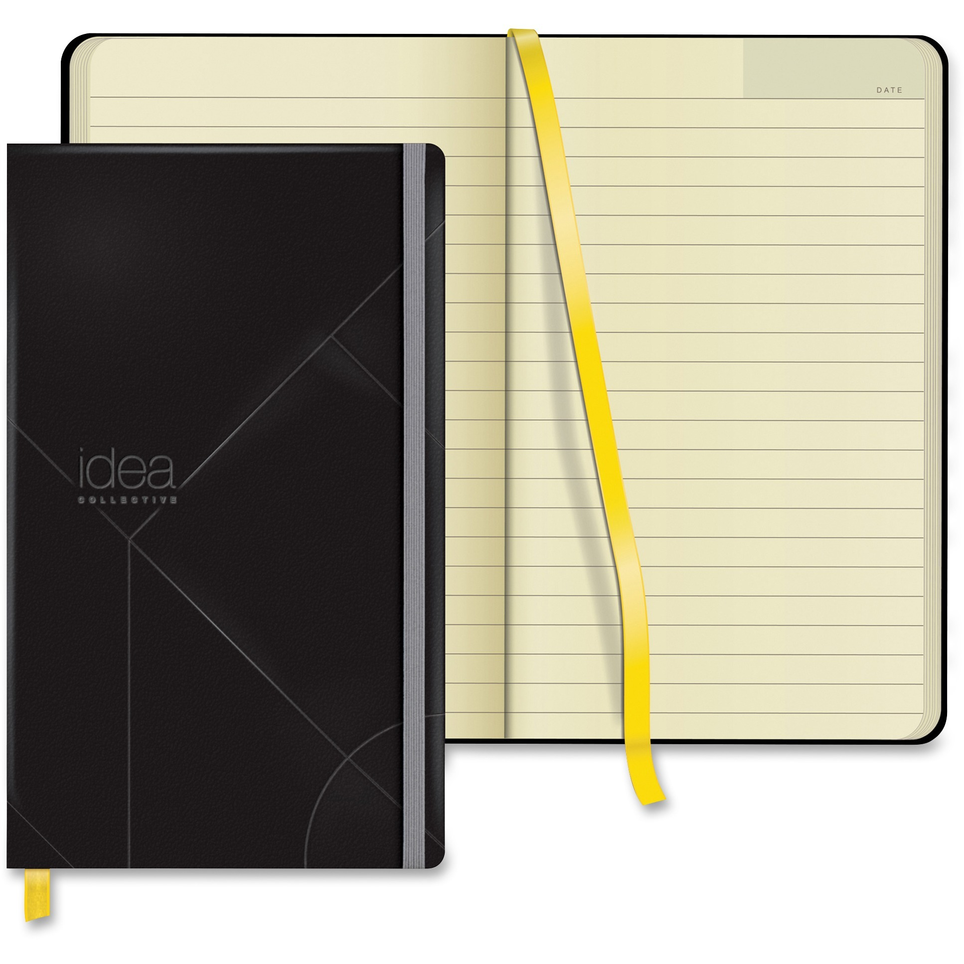 TOPS, TOP56872, Idea Collective Wide-ruled Journal, 1 Each
