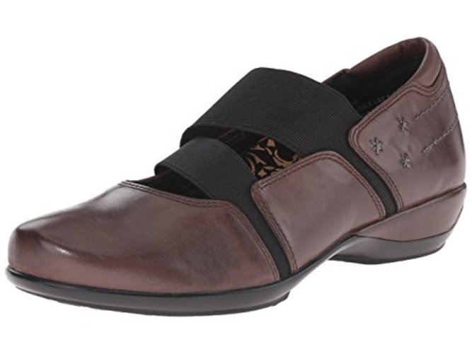 Aetrex Women's Julie Mary Jane by Aetrex