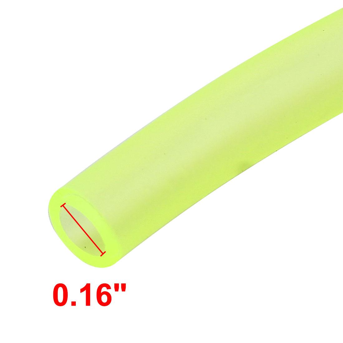 Aquarium PVC 3 Way Air Valve Pipe Oxygen Circulate  Green 4.4M Length - image 2 de 3