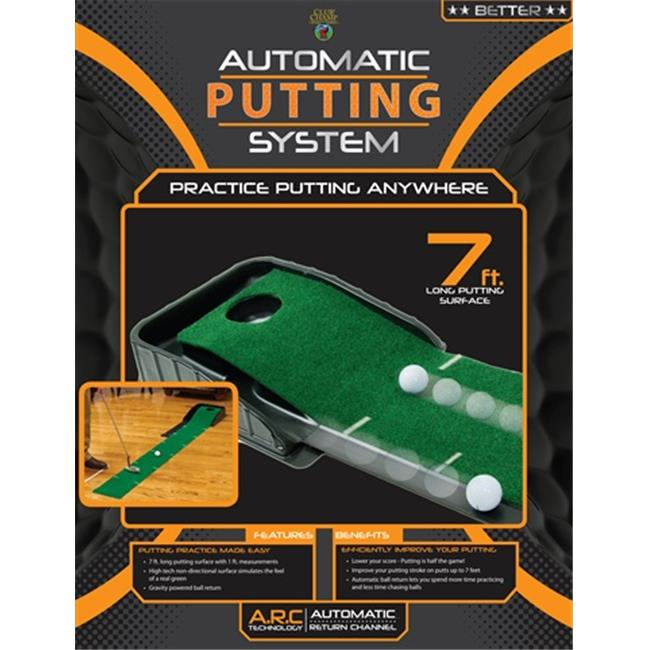 Club Champ 9512 Automatic Golf Putting System