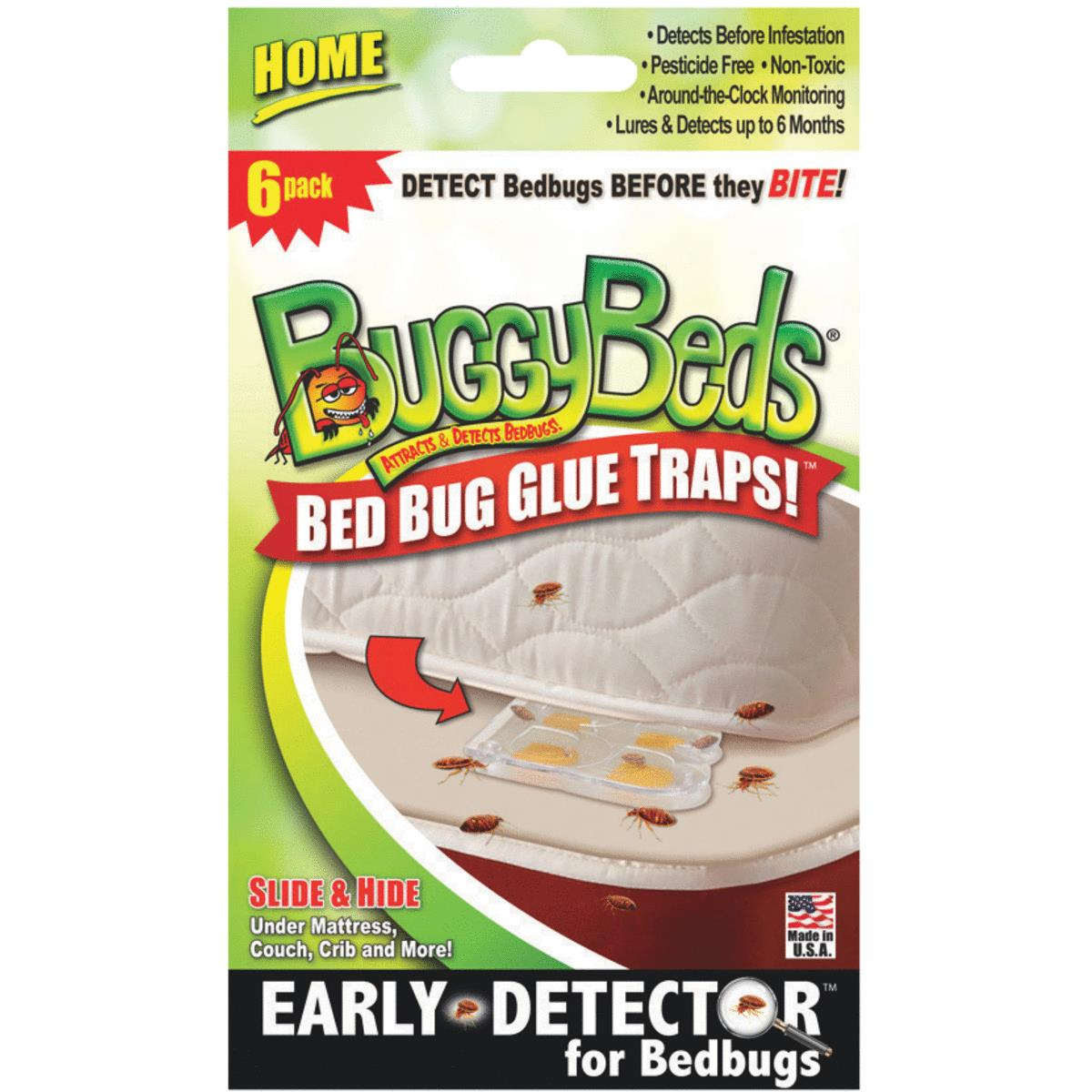 Buggy Beds Bed Bug Trap