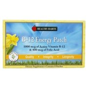 Healthy Habits - B12 Energy Patch - 8 Patch(es)