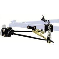 Reese 66084 Strait Line RV Trailer Hitch Kits - 1,200 lbs