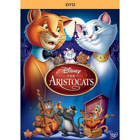 The Aristocats (DVD) - Cheap Disney Movies
