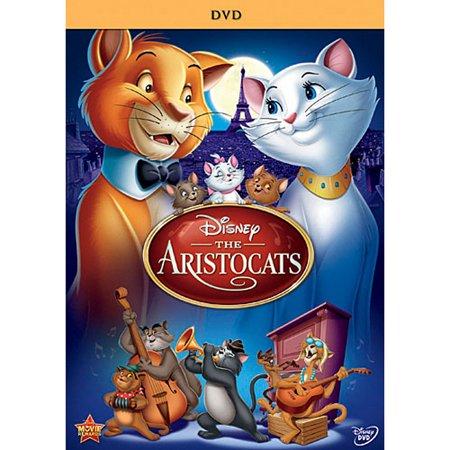 The Aristocats (DVD) - Family Halloween Movies Disney