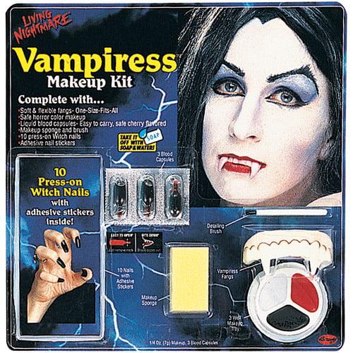 Living Nightmare Vampiress Kit Halloween Accessory