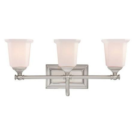 Quoizel Nicholas Nl8603 Bathroom Vanity Light