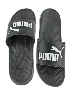 e9c6f230ffe Product Image Puma Mens Popcat Lightweight Pool Slide Slide Sandals