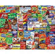Looney Labels 500 Piece Jigsaw Puzzle