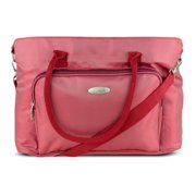 """Professional Ladies Laptop Tote for 15.4"""" Laptops, Red"""