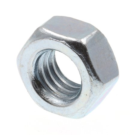 Prime-Line 9087834 Finished Hex Nuts, Class 8 Metric, M6-1.0, Zinc Plated Steel, 25-Pack 8 Mm Line Finish