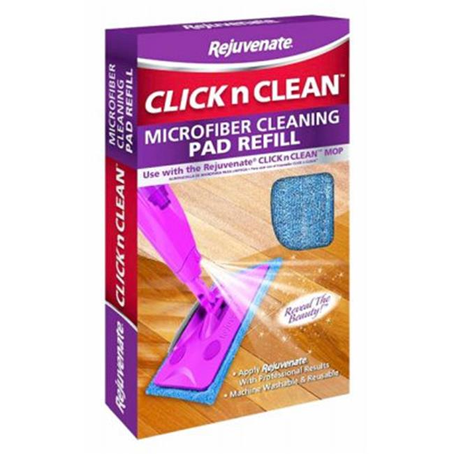 For Life Products 245006 Click N Clean Replacement Microfiber Pad