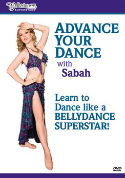 Bellydance Superstars: Advance Your Dance With Sabah (DVD) by Uni Dist Corp (Music)