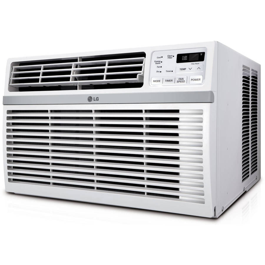 LG Electronics LW8015-RB 8,000 BTU Window Air Conditioner, 115V with Remote, Factory-Reconditioned