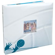 "Sport & Hobby Post Bound Album 12""X12""-Volleyball"