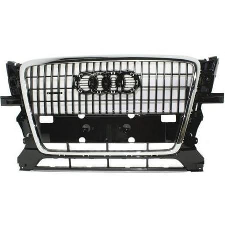 Go-Parts » 2009 - 2012 Audi Q5 Grille Assembly 8R0 853 651 N T94 AU1200125  Replacement For Audi Q5