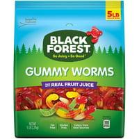 Black Forest Gummy Worms Bag, 5 Lb